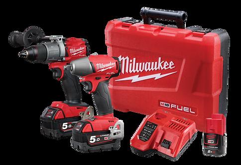 Milwaukee M18 2 Piece power pack 2C2