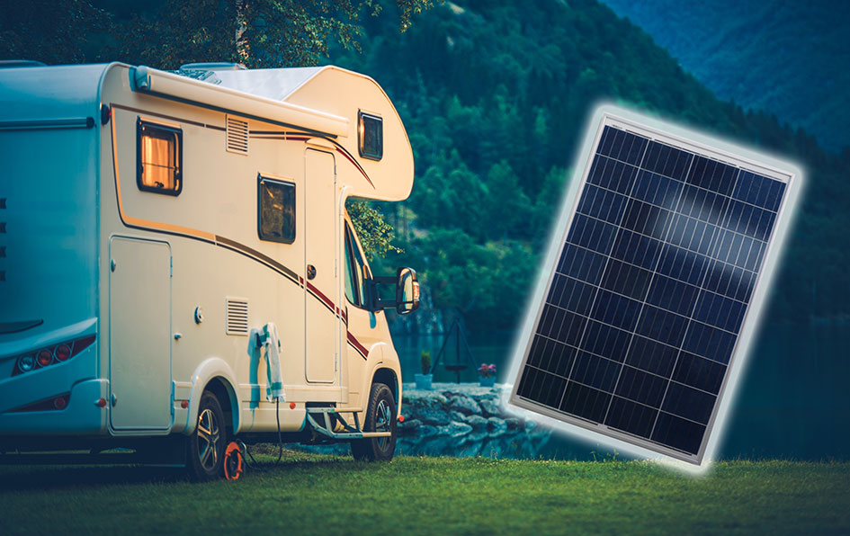 Camper-with-solar-panel