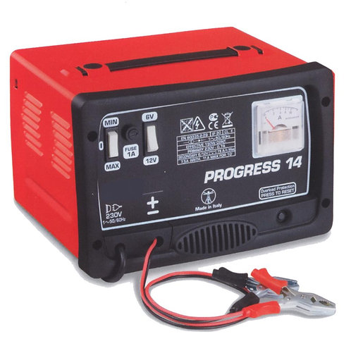 PROFESSIONAL BATTERY CHARGER