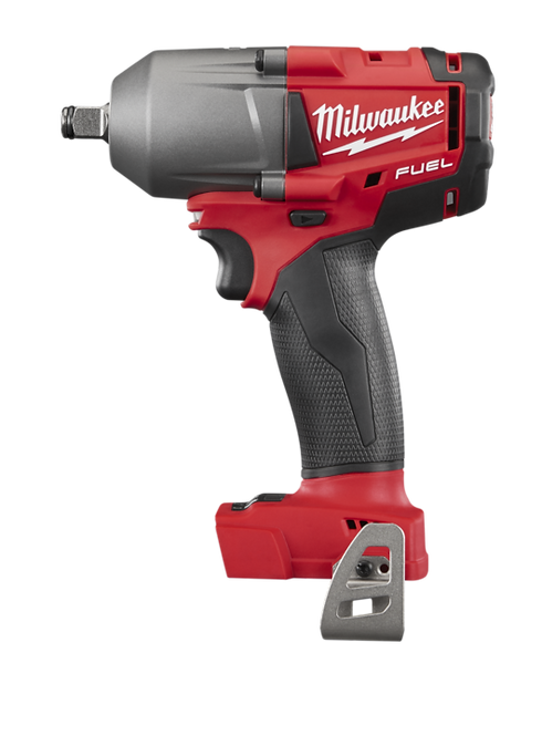 """Milwaukee M18 ½"""" Mid-torque impact wrench with friction ring"""