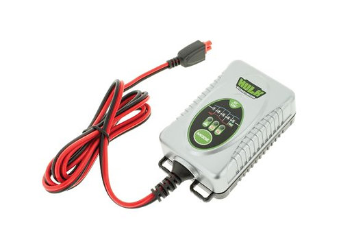 HULK 5 STAGE FULLY AUTOMATIC SWITCHMODE BATTERY CHARGER - 1 AMP 6/12V