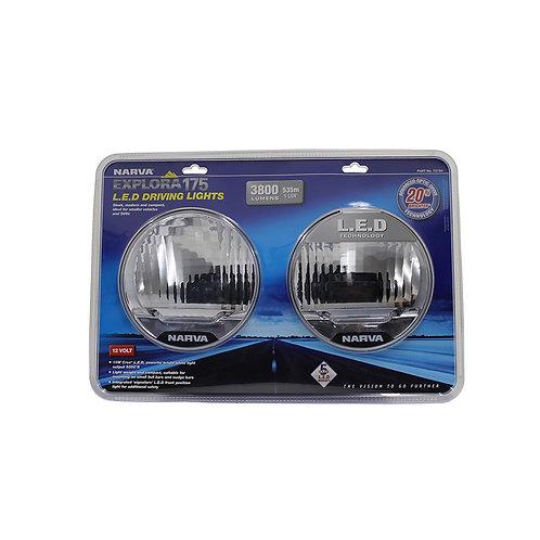 Narva Explora 175 12 Volt L.E.D Driving Light Kit