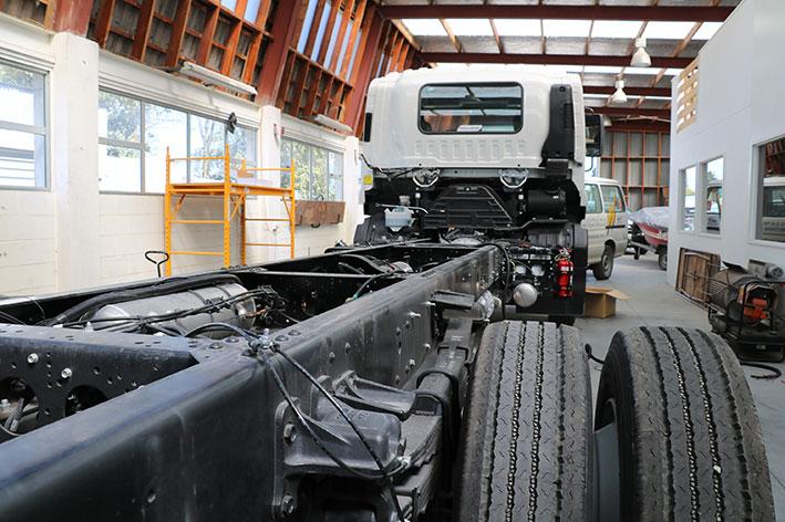 New-truck-wiring