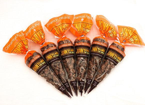 Cinnamon Pecans (6 Pack)