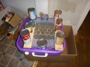 Day 3 (11/19/17) - Drying Setup