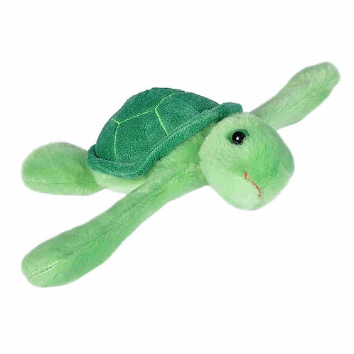 Huggers Sea Turtle Stuffed Animal Slap Bracelet