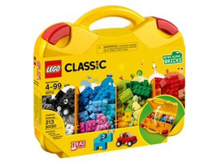 Classic Creative Suitcase