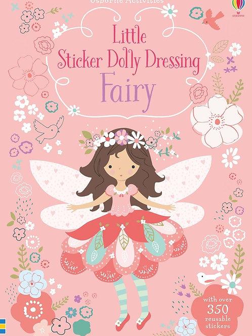 Little Sticker Dolly Dressing Fairies