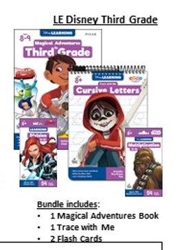 3rd Grade Disney Learning Bundle