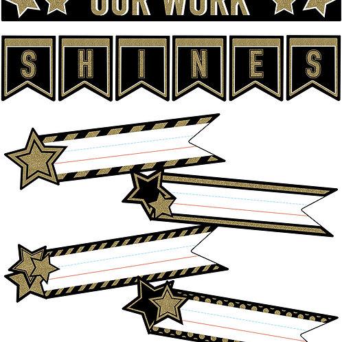 Sparkle + Shine Super Star Student Work