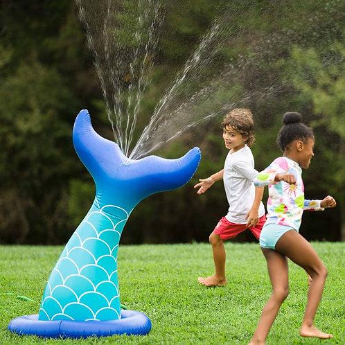 Inflatable Mermaid Tail