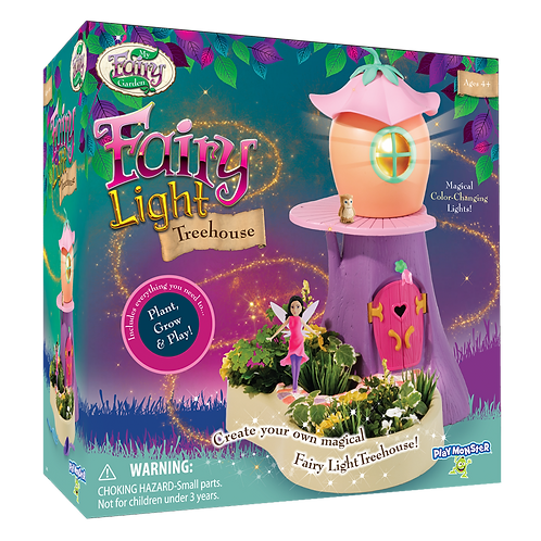 My Fairy Garden®Light Treehouse