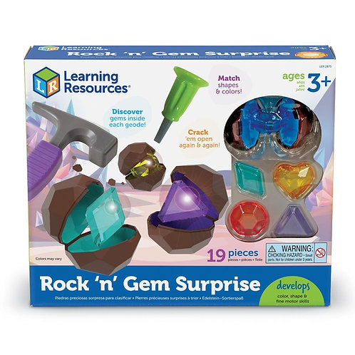 Rock 'n' Gem Surprise
