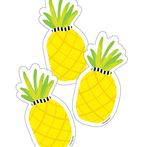 Pineapple Cut-Outs