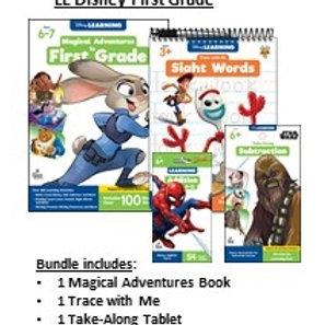 1st Grade Disney Learning Bundle