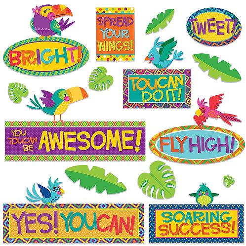 You Can Toucan Motivational Mini Set