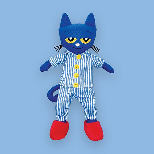 Bedtime Pete The Cat Plush
