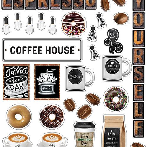 Espresso Yourself Mini Bulletin Board Set