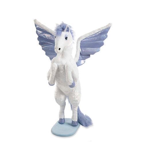 Lifelike Plush Giant Pegasus