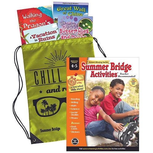 4th Grade Backpack Bundle
