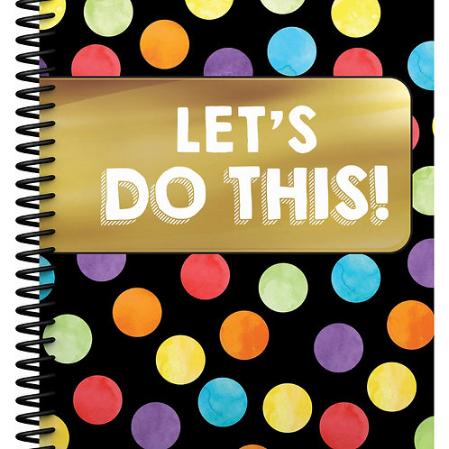 Celebrate Learning Teacher Planner Paperback