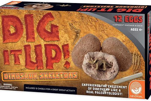 Dig It Up! Dino Skeletons