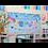 Thumbnail: Watercolor Welcome Bulletin Board Display Set