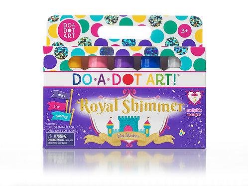 Royal Shimmer 5 Pack Dot Markers