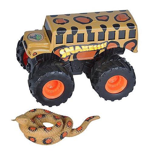 Mini Truck and Anaconda Adventure Set