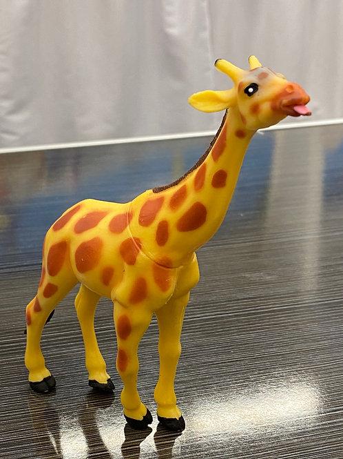 Small Giraffe Toy Figurine
