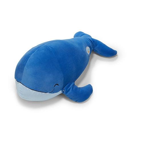 Cuddle Pals™ Bubbles the Blue Whale Hug Pillow