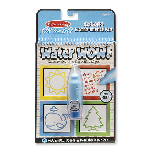 Water Wow! Colors Water-Reveal Pad