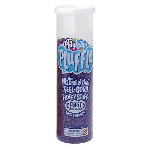 Playfoam Pluffle - Purple