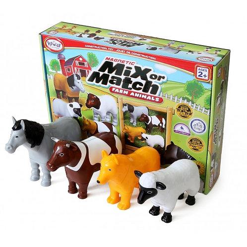 Mix or Match Animals Farm