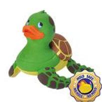 Rubber Duck Sea Turtle