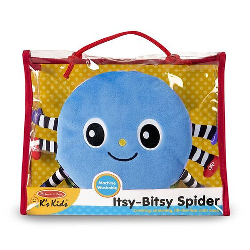 The Itsy Bitsy Spider Cloth Book