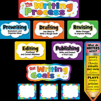 The Writing Process Mini Set