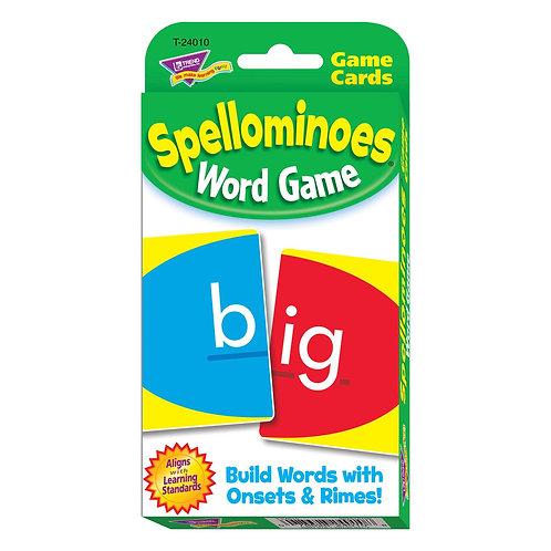 Spellominoes Challenge Cards