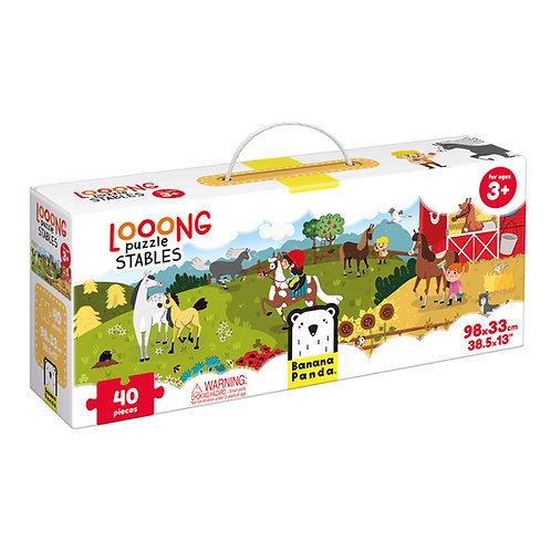 Looong Puzzle Stables