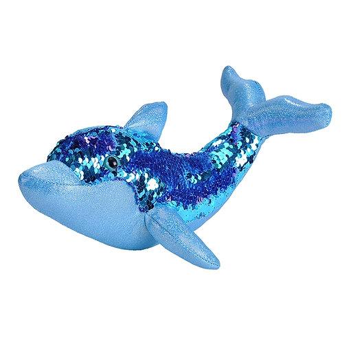 Stuffed Dolphin Sequin