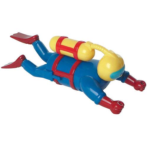 Wind-Up Diver