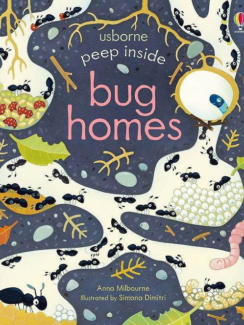 Peek Inside Bug Homes