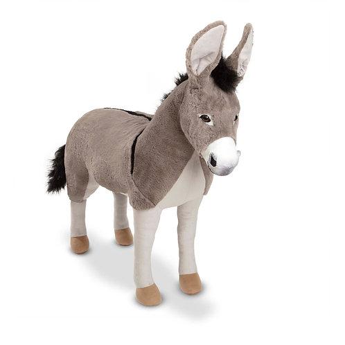 Donkey Stuffed Animal