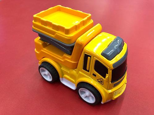 Yellow Rolling Lift Truck