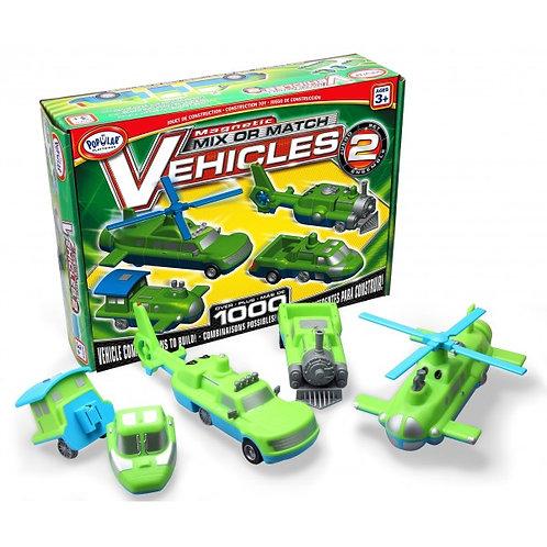 Mix or Match Vehicles 2