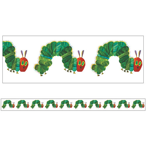 The Very Hungry Caterpillar™ Straight Borders