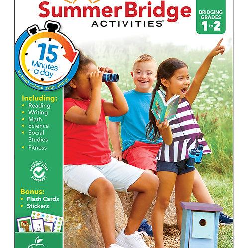 Summer Bridge Activities Grade 1-2