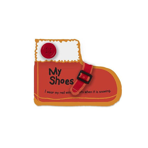 My Shoes Cloth Book