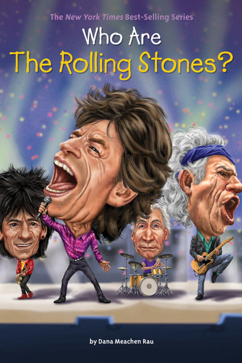 Look Inside  Who Are the Rolling Stones?