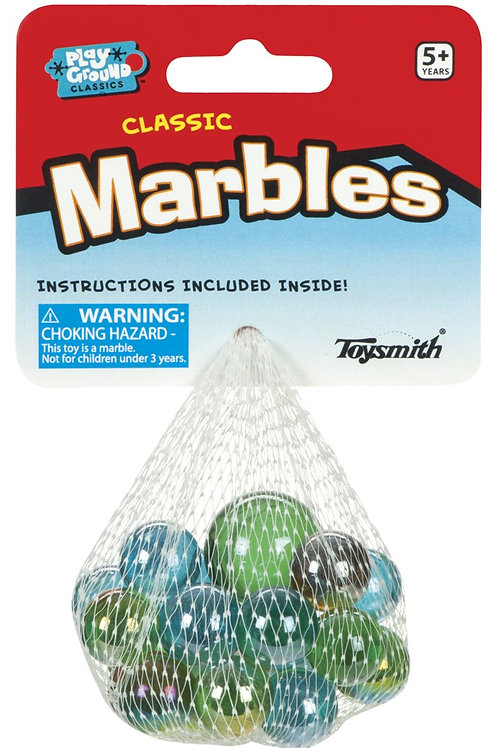 Classic Marbles by Toysmith